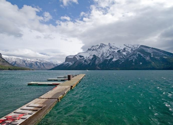 Самое глубокое озеро в мире Байкал 4