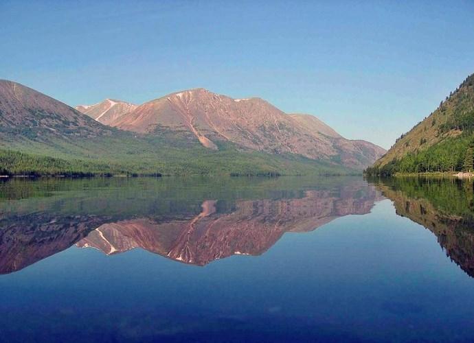 Самое глубокое озеро в мире Байкал 5