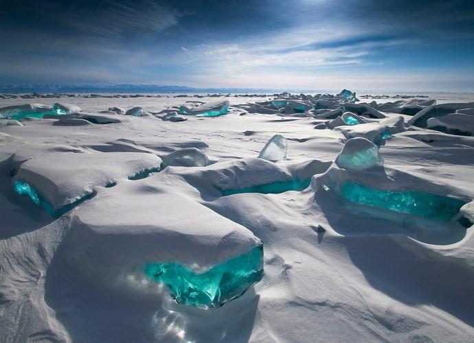 Самое глубокое озеро в мире Байкал 6