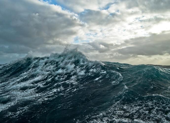 Самый большой океан в мире 2