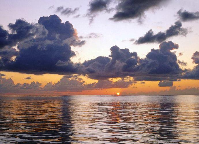 Самый большой океан в мире 5