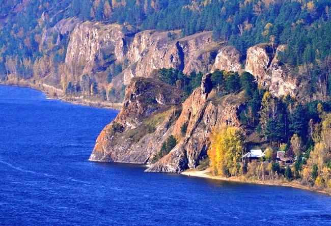 Удивительный и многоликий город Красноярск 2