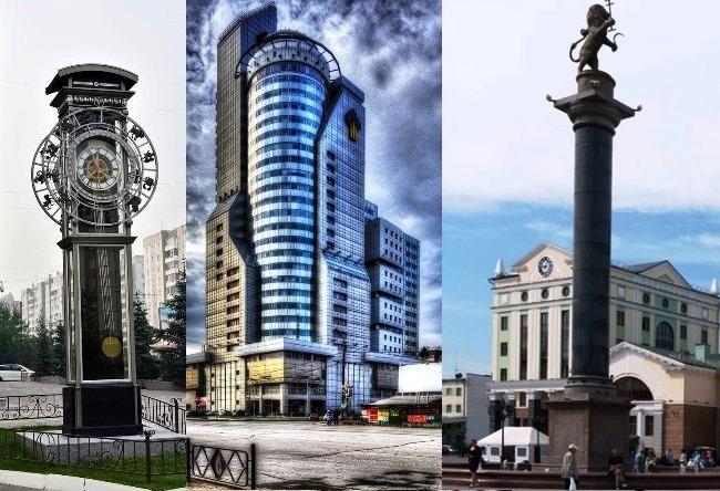 Удивительный и многоликий город Красноярск 5