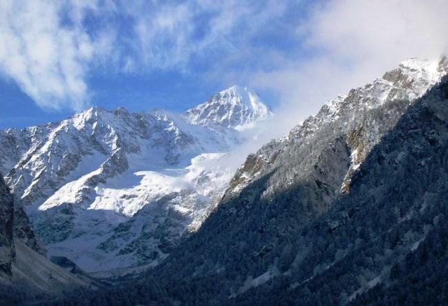 Цейское ущелье Северная Осетия 4