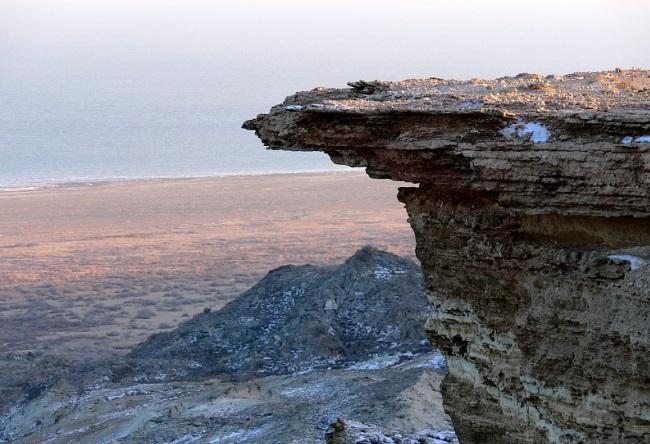 Исчезающее Аральское море 2