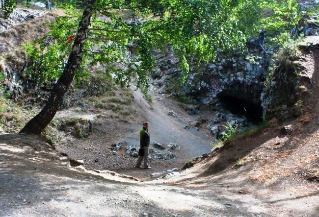 Увековеченная в мраморе – Сугомакская пещера