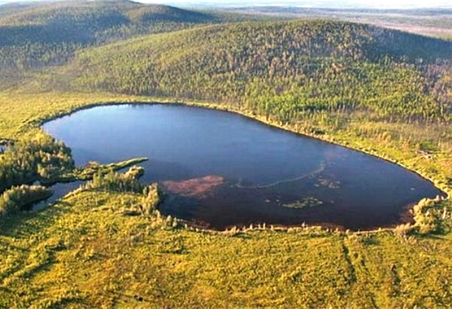 Молебский треугольник, как первая геоаномальная зона России