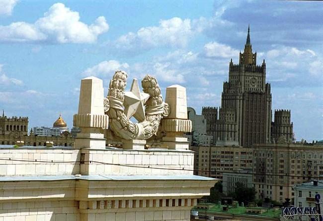 Сталинские высотки 3