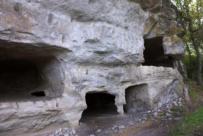 Крепость на вершине – загадочный город Тепе-Кермен