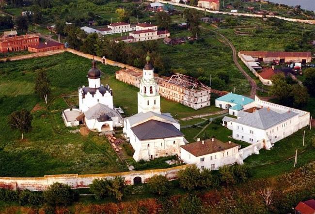 Город-остров Свияжск