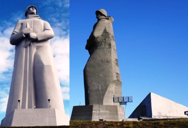 Защитникам Советского Заполярья 2
