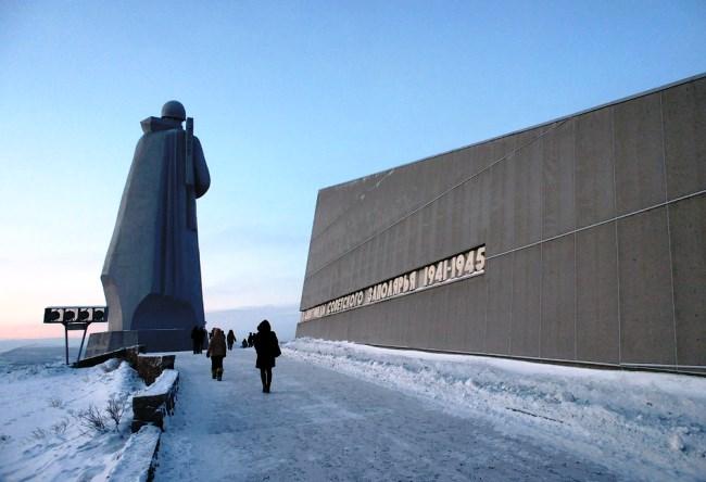 Защитникам Советского Заполярья 4