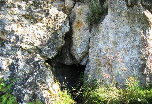 Харинская пещера и Крепость на Каменной Горе