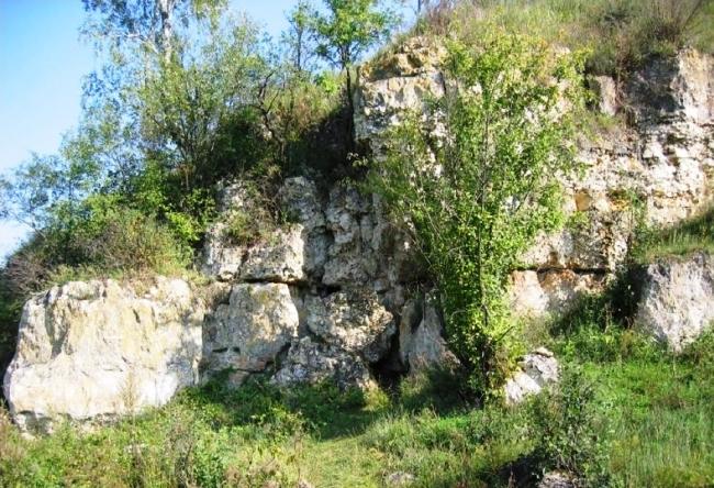Харинская пещера и Крепость на Каменной Горе 4