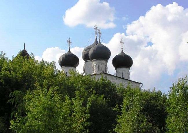 Вятский Успенский Трифонов монастырь