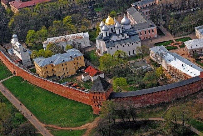 София Новгородская – неповторимый старинный архитектурный памятник Новгорода