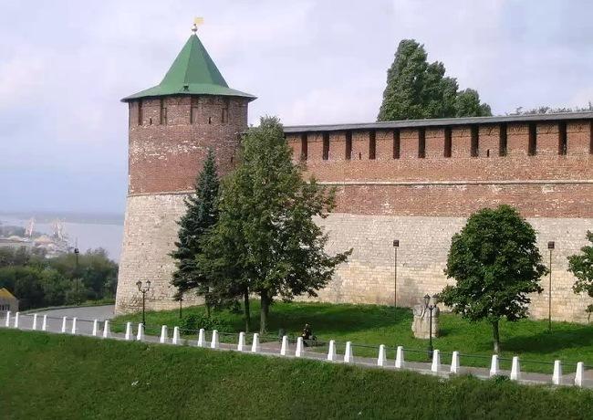 Непокоренный Нижегородский Кремль