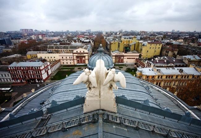 Сон в летнюю ночь или лучший из лучших – одесский театр Оперы и Балета