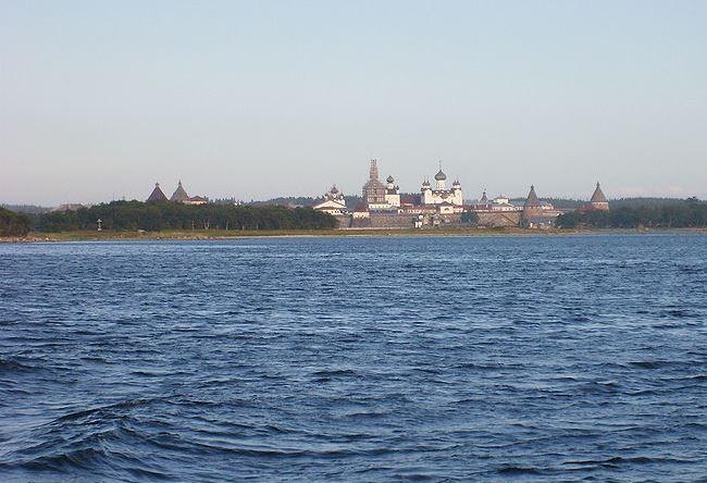 Многоликая жемчужина Белого моря - Соловецкие острова