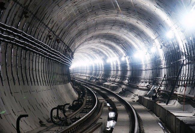 И снова про удивительное и прекрасное Московское метро