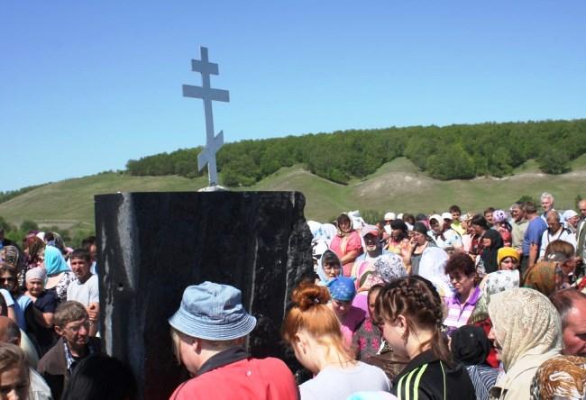 Святое место христиан  Никольская гора 2