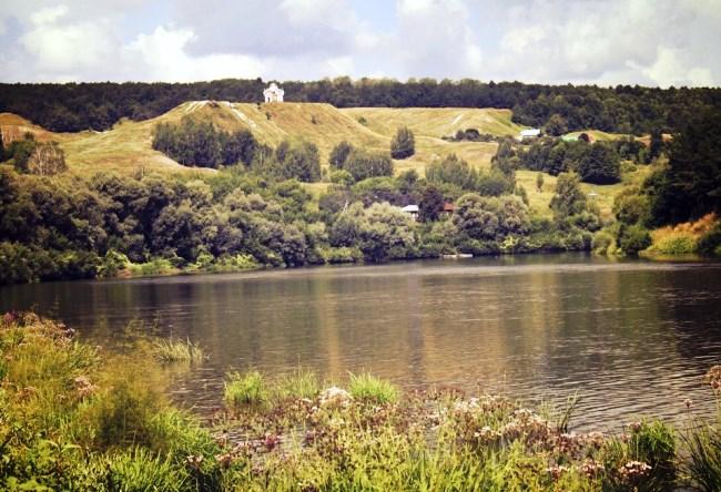 Святое место христиан  Никольская гора 4