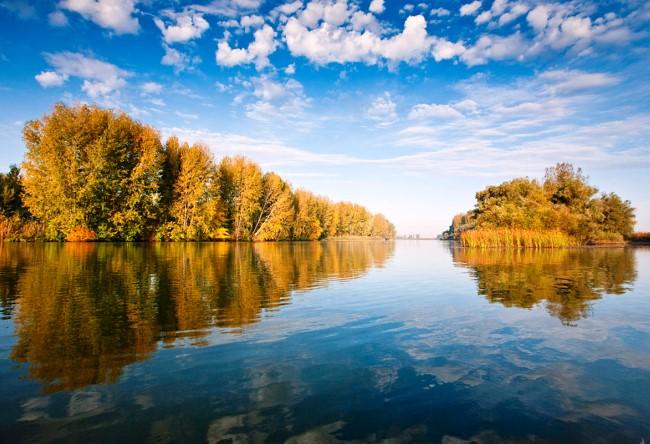 Великая русская река Волга 3