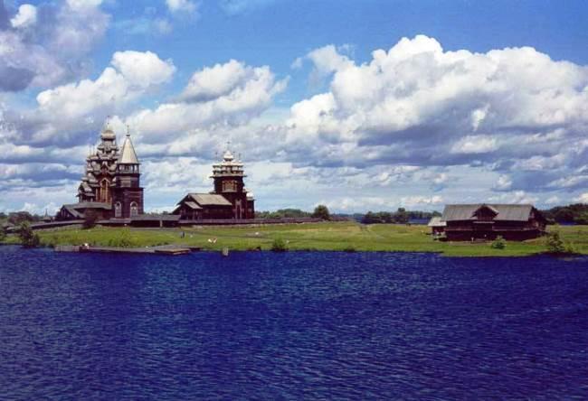 Великая русская река Волга 5