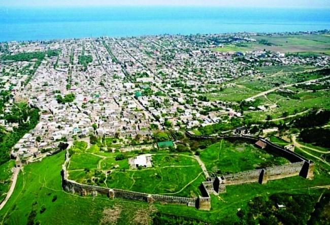 Дербенская крепость  гордость Дагестана 2