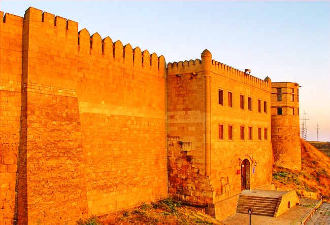 Дербенская крепость  гордость Дагестана 4