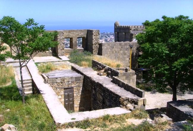 Дербенская крепость  гордость Дагестана 5
