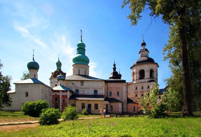 Кирилло-Сергиевский монастырь 5
