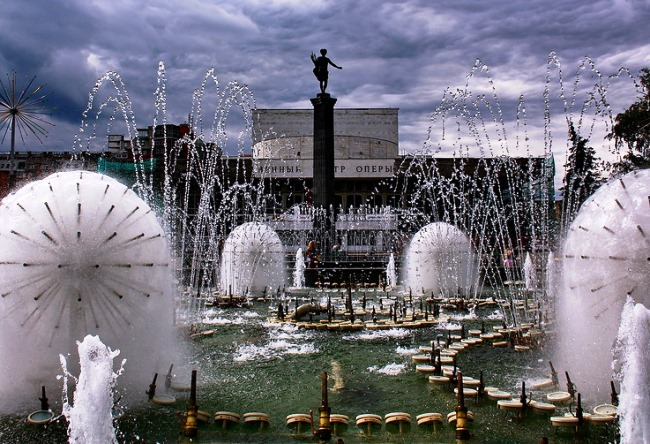 Красноярск  город на Енисее 5