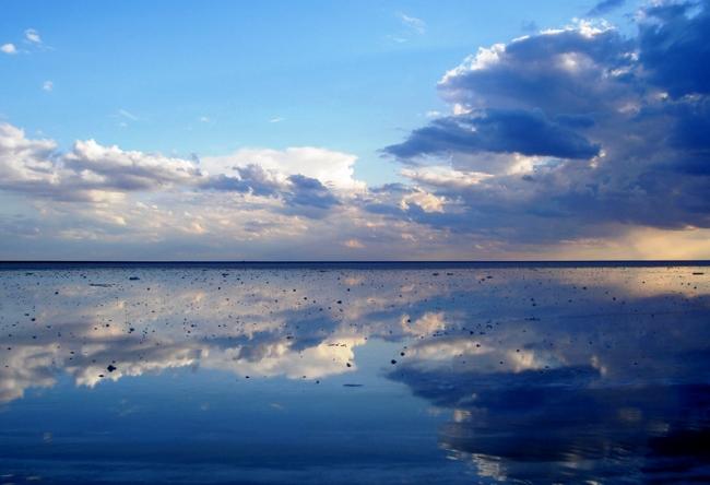 Самое соленое озеро в России 5