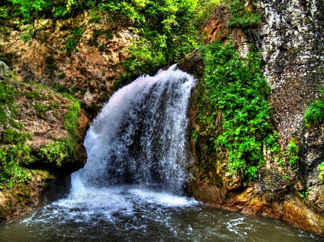 Медовые водопады Кисловодска