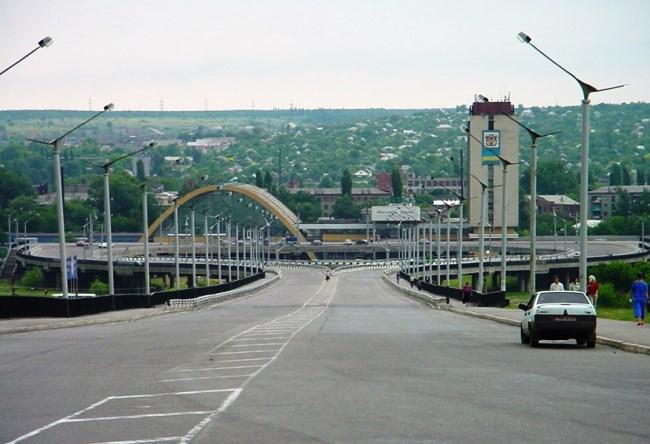 Родина Даля – город Луганск