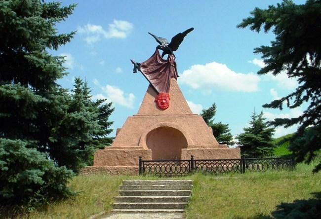 Родина Даля  город Луганск 3