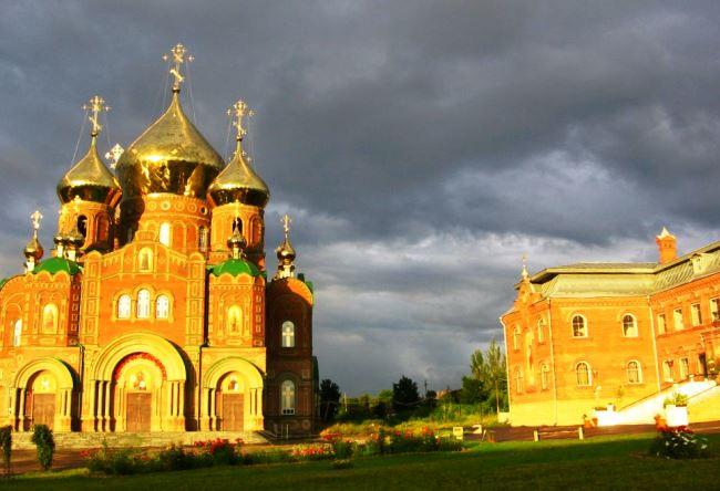Родина Даля  город Луганск 4