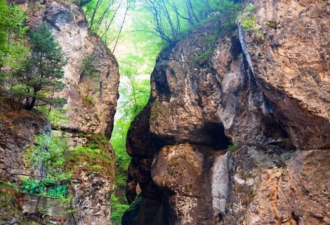 Живописное Чегемское ущелье 4