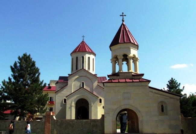 История города Ахалцихе