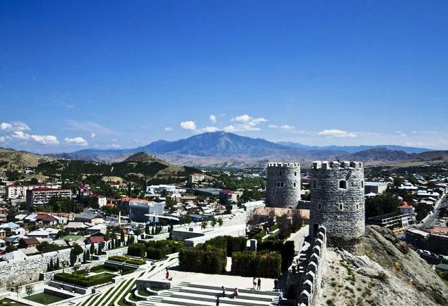 История города Ахалцихе 3