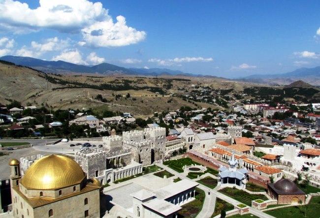 История города Ахалцихе 4