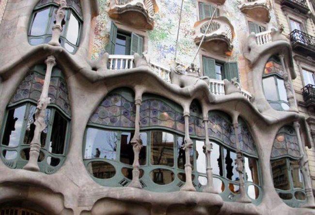 Барселона - красавица Каталонии