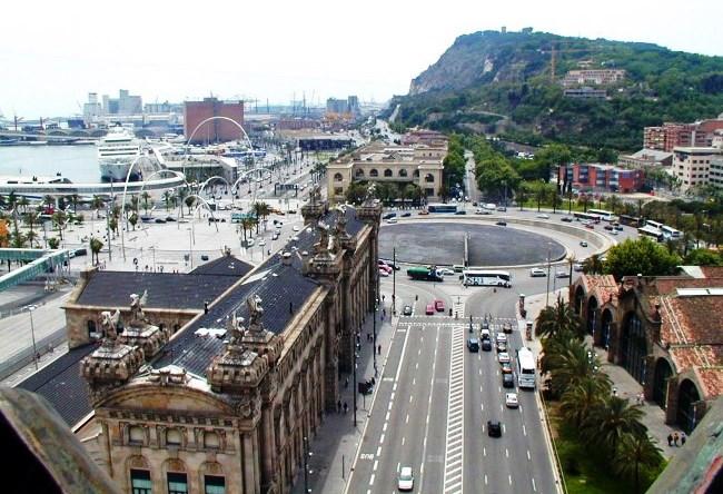 Барселона - красавица Каталонии 3