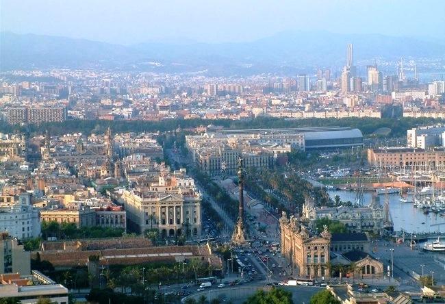 Барселона - красавица Каталонии 4