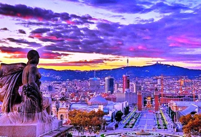 Барселона - красавица Каталонии 5