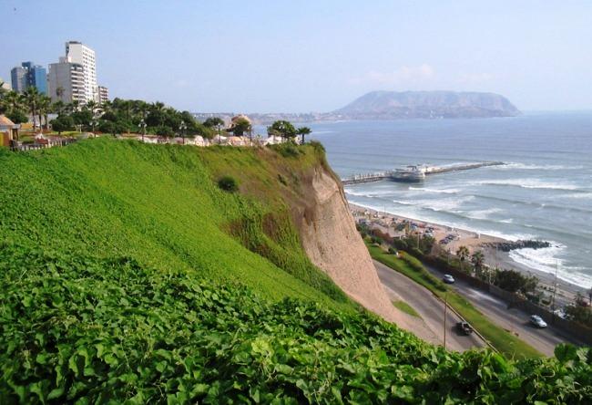 Столица Перу Лима 3