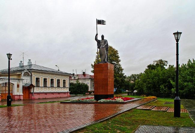Городец - малый исторический центр России 3
