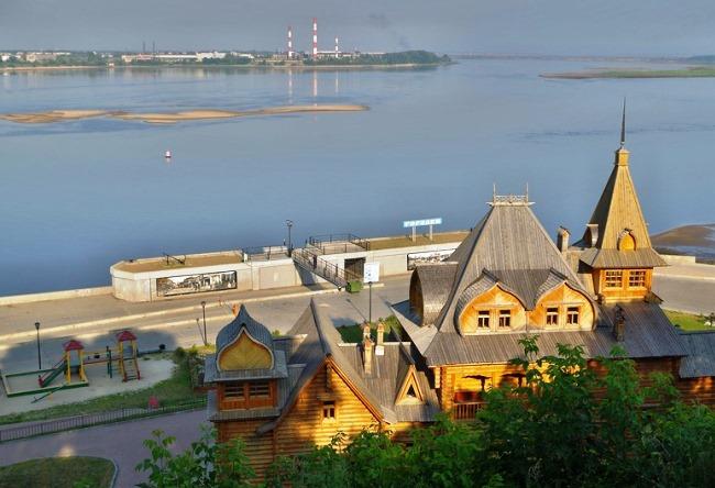 Городец - малый исторический центр России 4