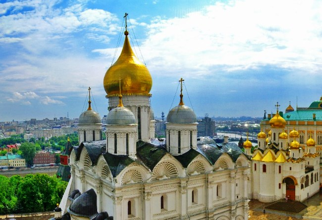 Сердце России  Московский Кремль 2